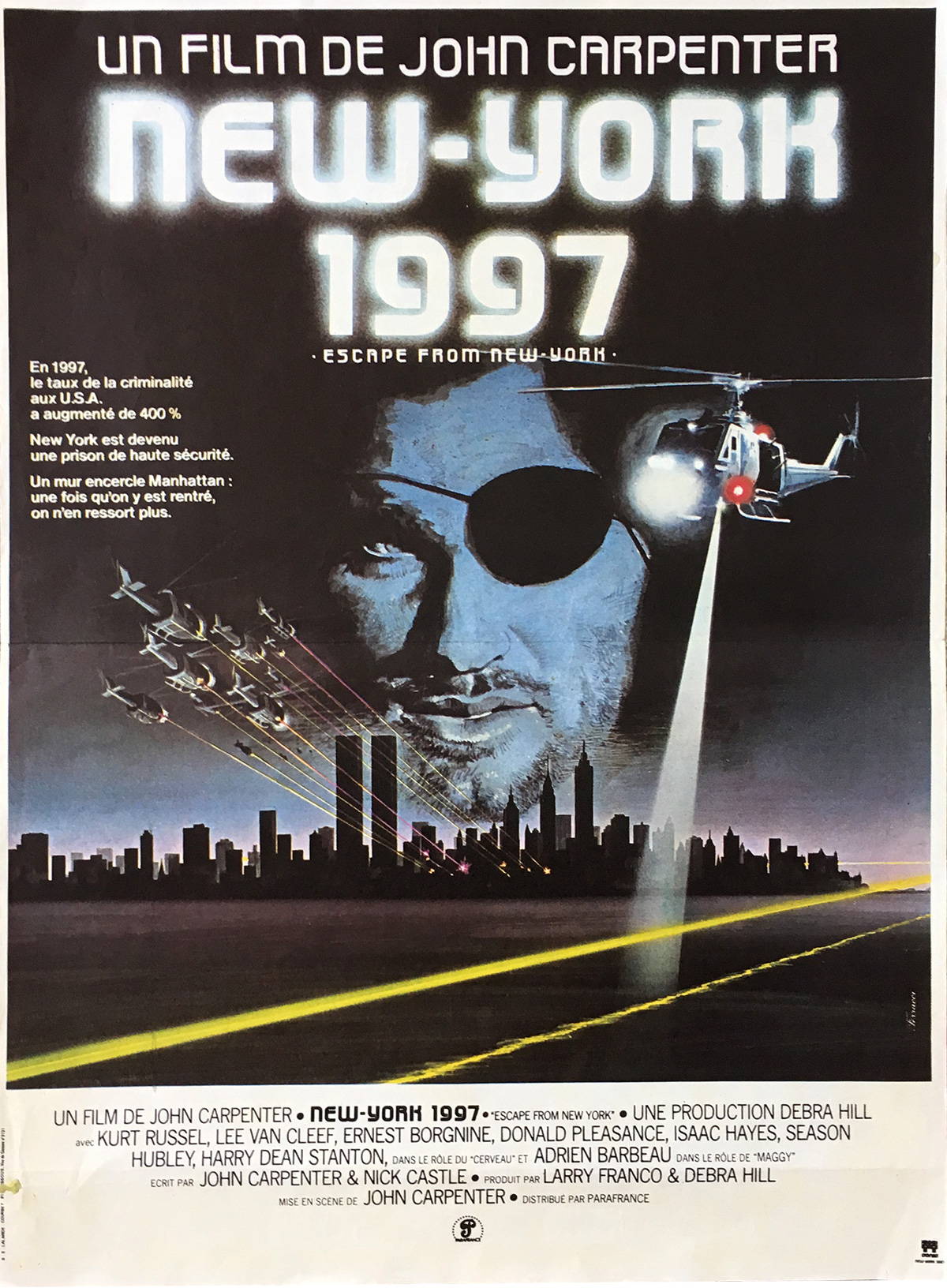 Escape from New York (1981) - Photo Gallery - IMDb