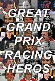 Great Grand Prix Racing Heroes Poster