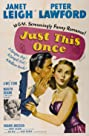 Just This Once (1952) Poster