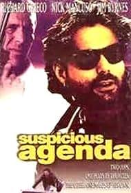 Richard Grieco and Nick Mancuso in Suspicious Agenda (1995)
