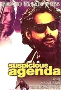 Primary photo for Suspicious Agenda
