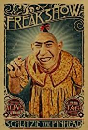 Schlitzie: One of Us Poster