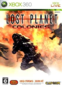 Lost Planet: Colonies full movie download 1080p hd