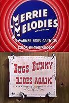 Bugs Bunny Rides Again
