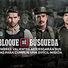 Rafael Novoa, Sebastian Martínez, Brian Moreno, and Khris Cifuentes in Bloque de Búsqueda (2016)