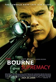 Primary photo for The Bourne Supremacy: On the Move with Jason Bourne