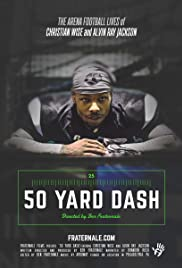 50 Yard Dash Poster