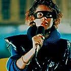 Robin Johnson in Times Square (1980)