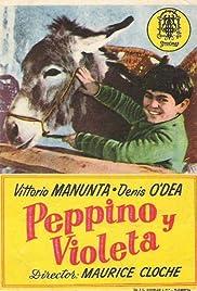 Peppino e Violetta Poster