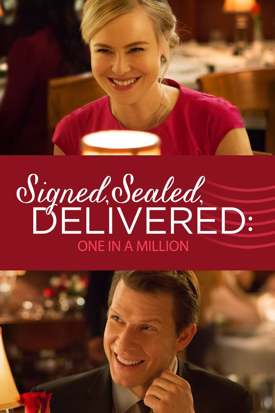 watch signed sealed delivered one in a million
