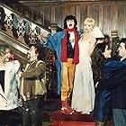 Pavlos Evagelopoulos, Kaiti Finou, Stathis Psaltis, and Giannis Rotas in Xenodoheio Kastri (1988)