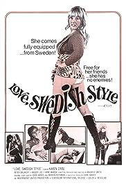 Love, Swedish Style Poster