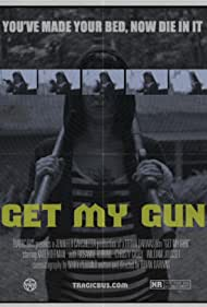 Brian Darwas, Kate Hoffman, Mary Perrino, William Jousset, Rosanne Rubino, Christy Casey, and Jacqueline Guillen in Get My Gun (2017)