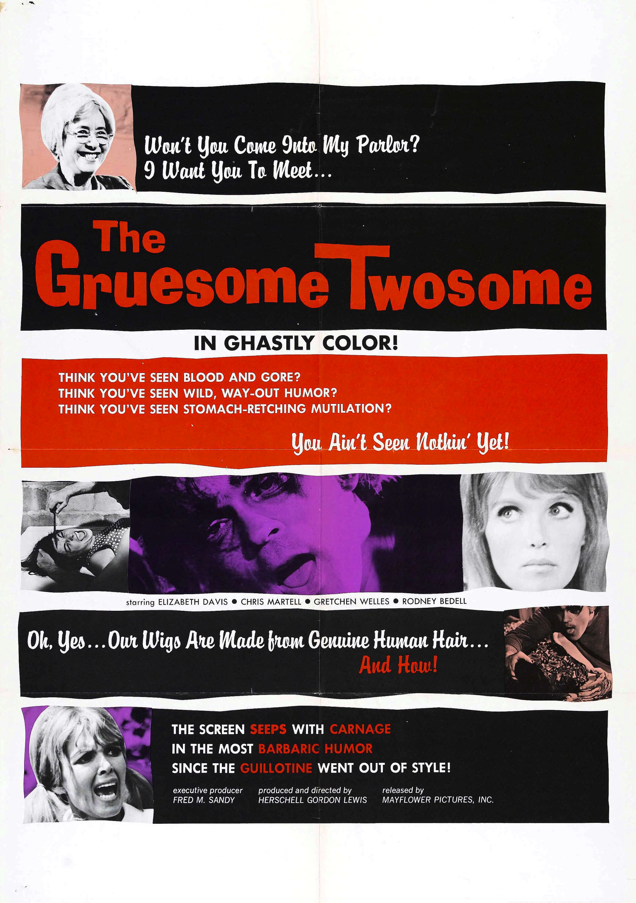 The Gruesome Twosome (1967) - IMDb