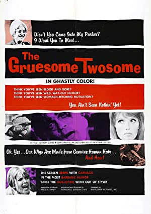 The Gruesome Twosome full movie streaming