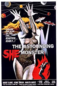 Primary photo for The Astounding She-Monster
