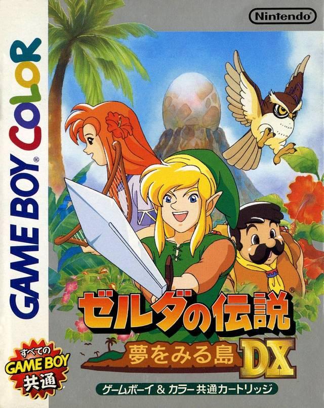 The Legend Of Zelda Link S Awakening Dx 1998