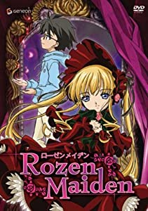 Watch free psp movies Rozen Maiden by Shinobu Yoshioka [Mpeg]