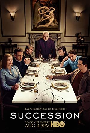 View Succession - Season 2 TV Series poster on 123movies