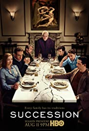 Succession Poster - TV Show Forum, Cast, Reviews