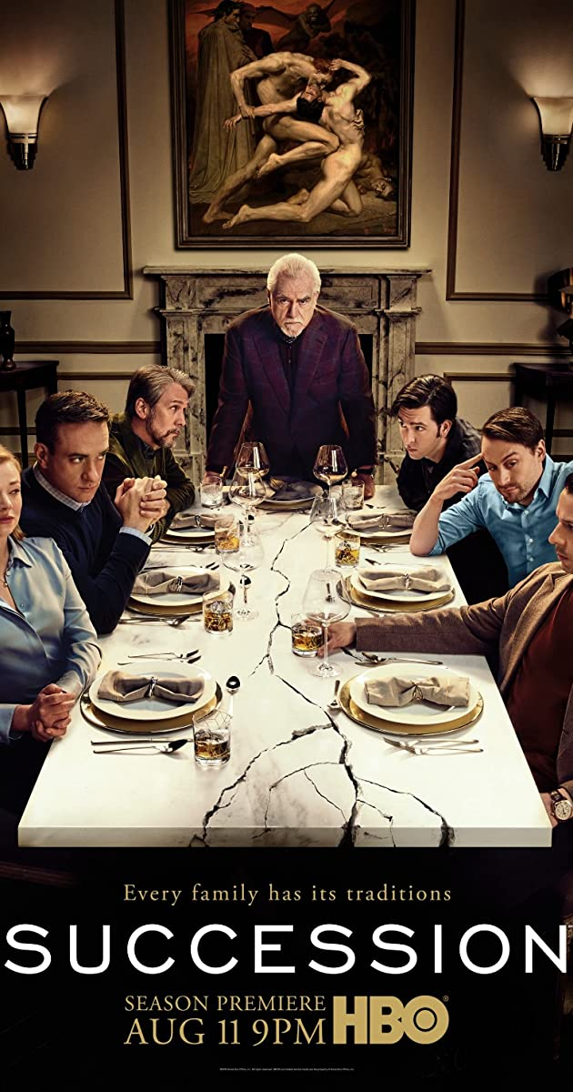 Download Succession or watch streaming online complete episodes of  Season 2 in HD 720p 1080p using torrent