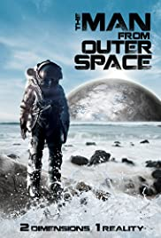 The Man from Outer Space Poster