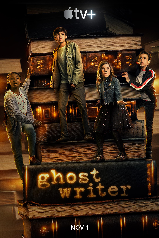 Ghostwriter Tv Series 2019 Imdb