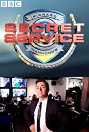 Richard Hammond's Secret Service Poster