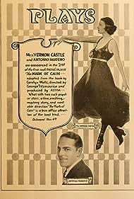 Irene Castle and Antonio Moreno in The Mark of Cain (1917)