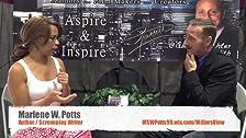 Authors Marlene Potts and Gordon England
