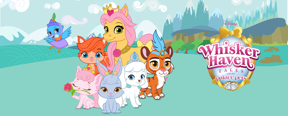 Whisker Haven Tales With The Palace Pets Tv Series 2015 Imdb