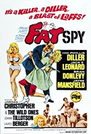 The Fat Spy (1966) Poster - Movie Forum, Cast, Reviews