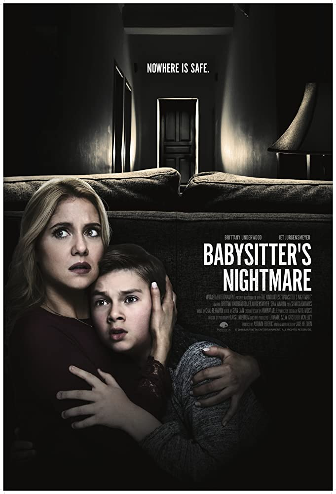 Babysitter's Nightmare Movie Poster