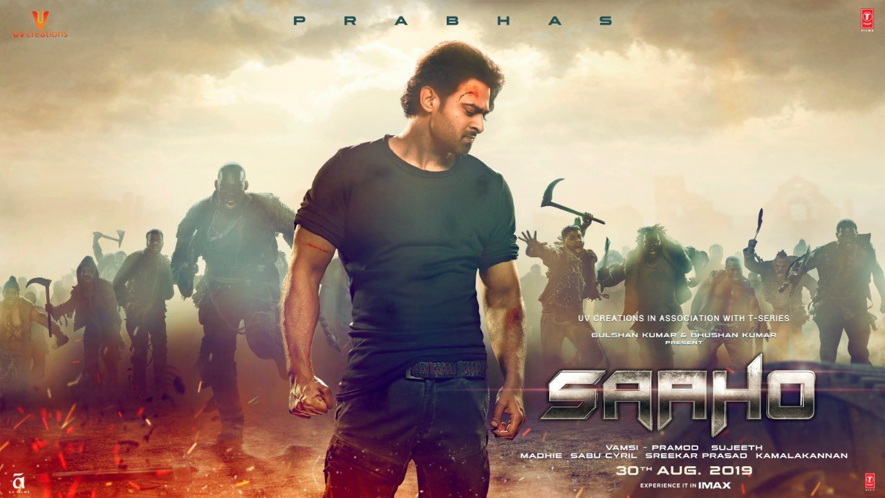 Saaho 2019 Tamil Full Movie 720p DVDScr 700MB Download