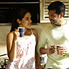 Arun Vijay and Tanya Hope in Thadam (2019)