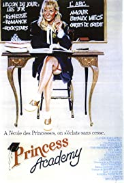 The Princess Academy Poster
