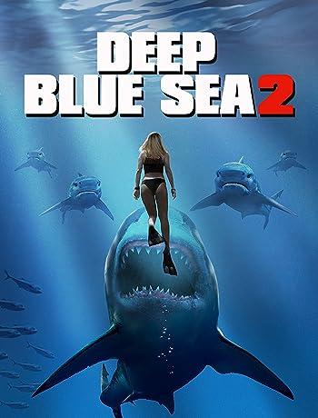 Deep Blue Sea 2 (2018) 720p