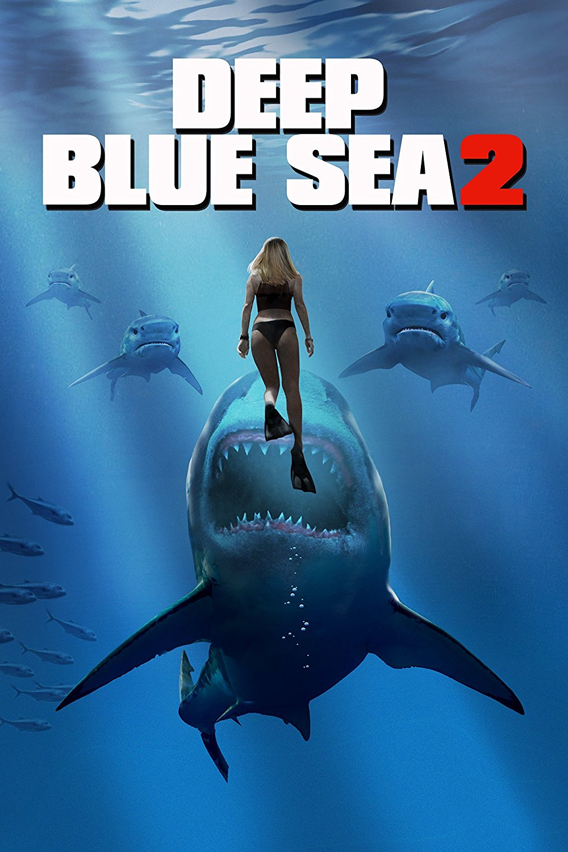 Deep Blue Sea 2 (2018) BluRay 480p, 720p & 1080p