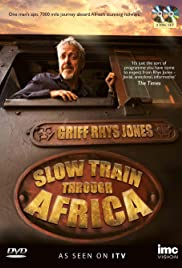 Slow Train Through Africa Poster