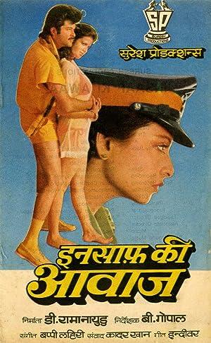 Insaaf Ki Awaaz movie, song and  lyrics