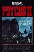 Psycho II (1983) Poster