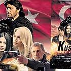 Asli Atil, Özcan Varayli, Ahmet Safak, and Fulden Akyürek in Kusatma Yedi Uyuyanlar (2019)