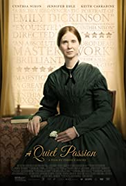 A Quiet Passion (2016) Poster - Movie Forum, Cast, Reviews