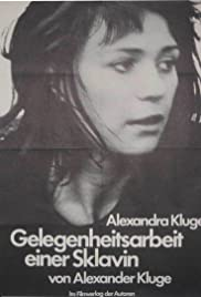 Gelegenheitsarbeit einer Sklavin (1973) Poster - Movie Forum, Cast, Reviews