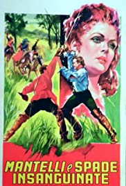Mantelli e spade insanguinate Poster