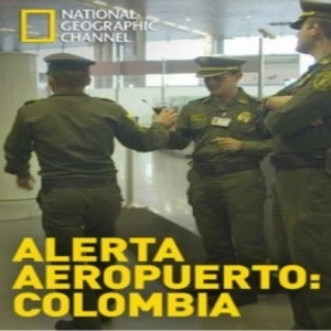 Where to stream Airport Security: Colombia