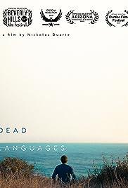 Dead Languages Poster