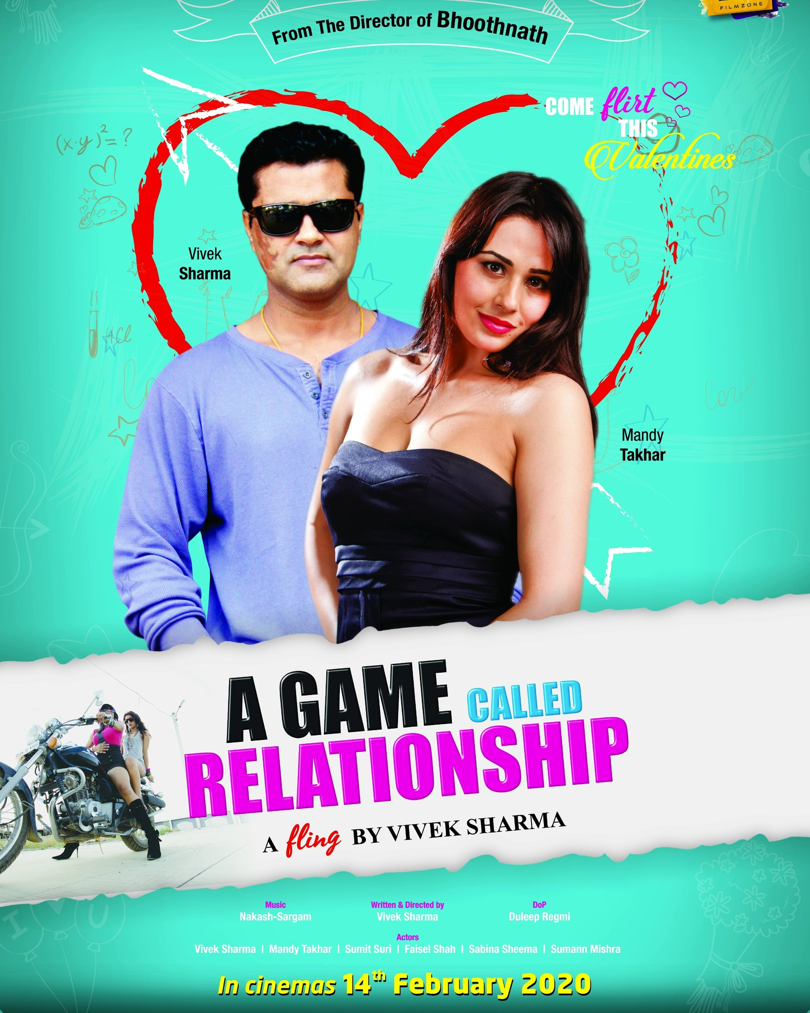A Game Called Relationship 2020 Hindi 720p HDRip 700MB Download