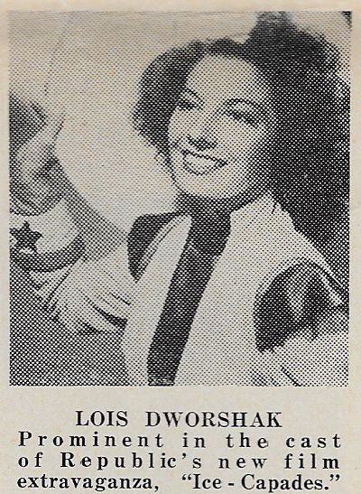 Lois Dworshak in Ice-Capades (1941)