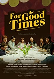 For the Good Times Poster